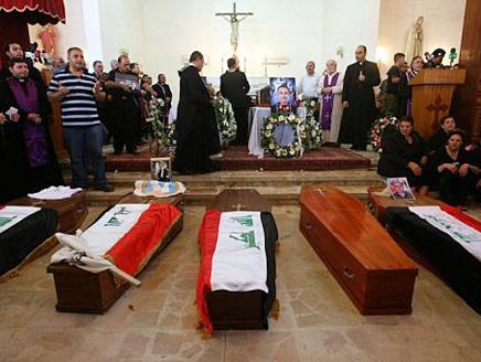 Baghdad church hostage bloodbath 2
